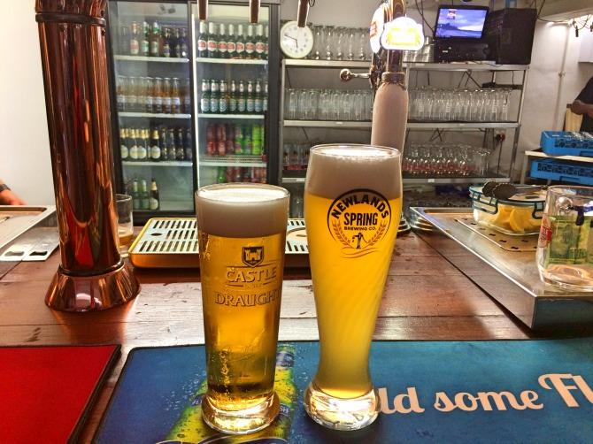 Cervejas Artesanais em Cape Town