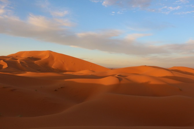 Tour pelo Deserto do Saara