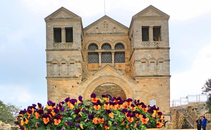 Basílica da Transfiguração - Roteiro Católico - Terra Santa