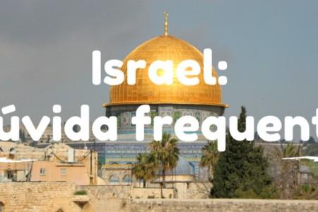 Israel ainda carimba o passaporte?
