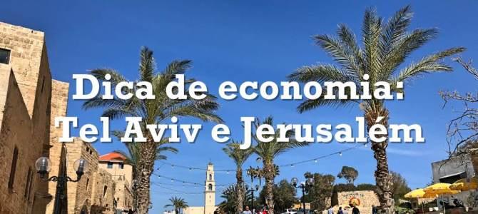 Como ir do aeroporto ao centro de Tel Aviv de maneira econômica