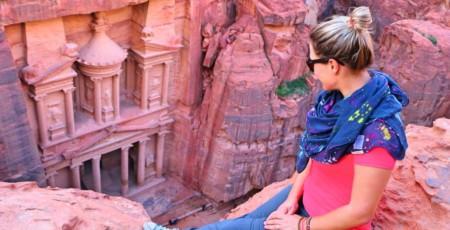 O que fazer em Petra, a cidade cor-de-rosa da Jordânia