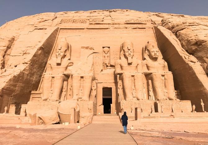 Templo principal de Abu Simbel