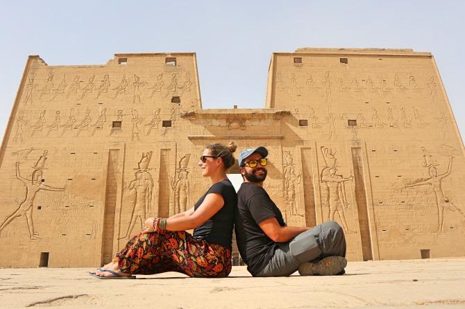 quanto custa viajar pelo Egito