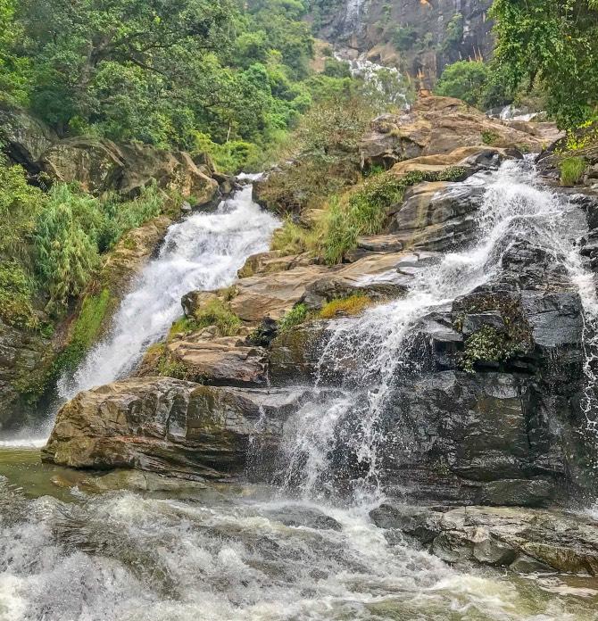 Ravana Falls Ella