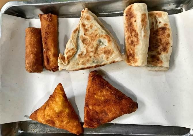 short eats sri lanka