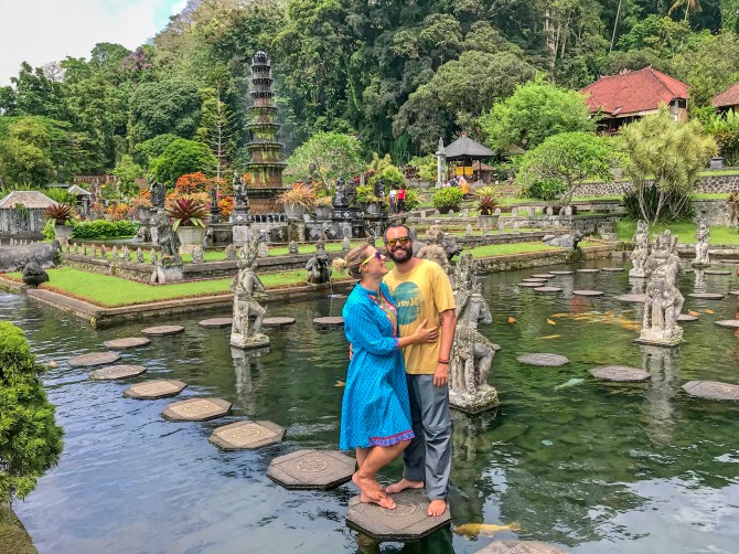 Bali fora da rota turística