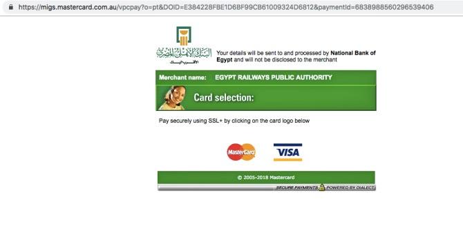 Como comprar bilhetes de trem no Egito