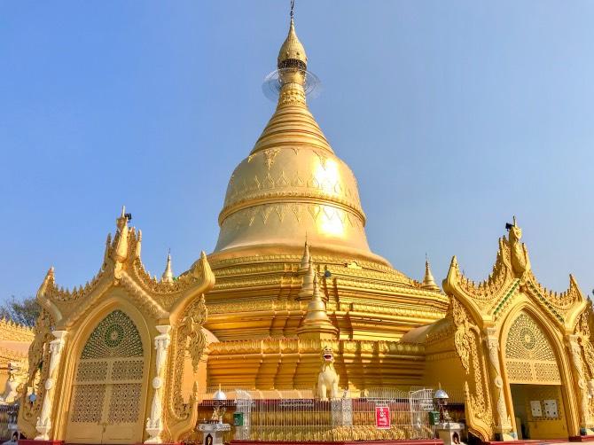 O que fazer em Yangon