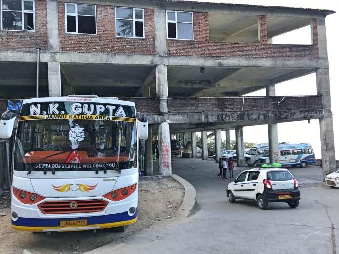 Como ir de New Delhi para Dharamshala