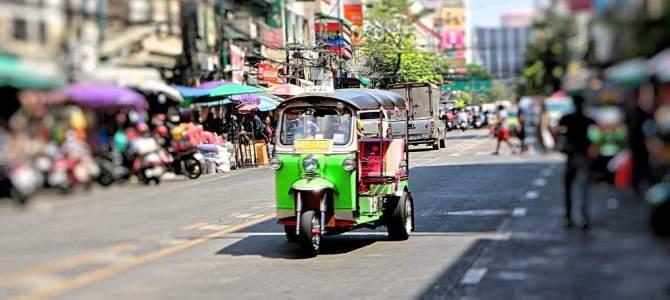 Como se locomover em Bangkok gastando pouco