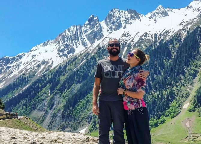 Como ir de Srinagar para Leh