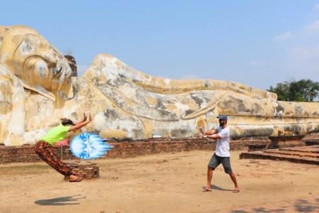 O que fazer em Ayutthaya – Roteiro de 1 dia