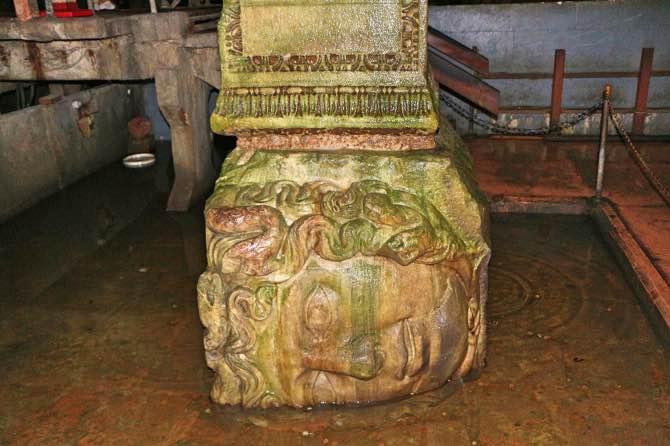 o que fazer em istambul cisterna yerebatan
