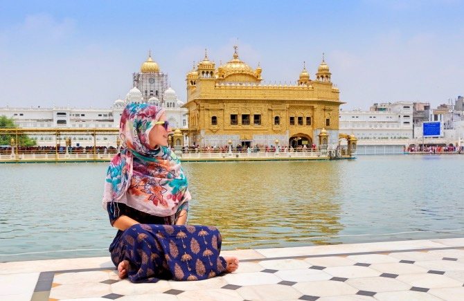 O que fazer em Amritsar - Roteiro de 1 dia