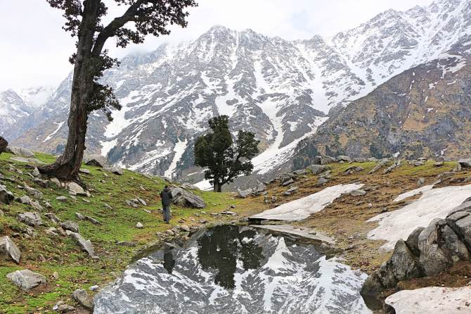 O que fazer em Dharamshala e McLeod Ganj - Snow Line