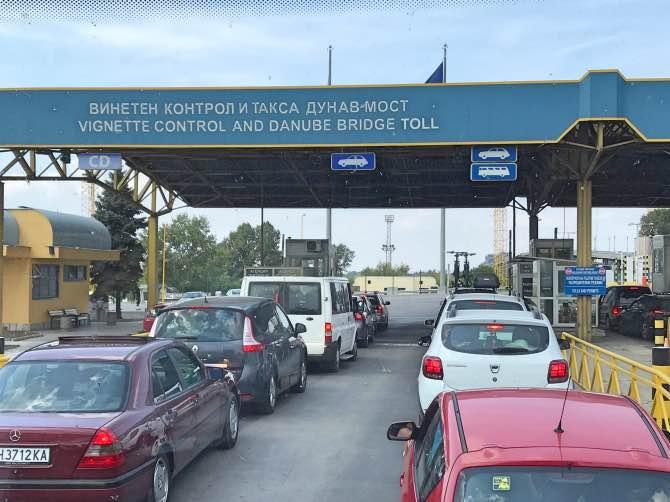 Como ir de Veliko Tarnovo para Bucareste