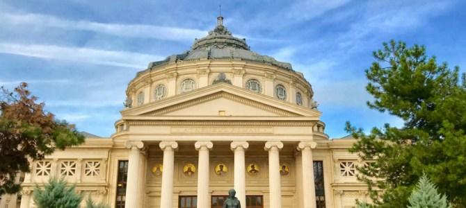 O que fazer em Bucareste – Romênia