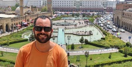 Nossa viagem pelo Curdistão do Iraque, Turquia e Irã – de ônibus