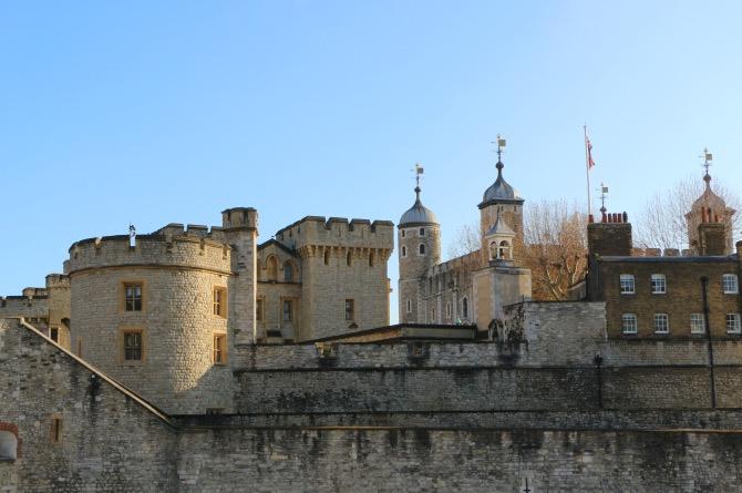 o que fazer em londres tower of london