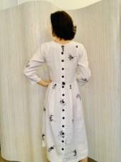White Linen dress £219 S,M L
