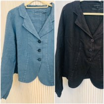 Linen jackets £139