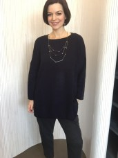 Cashmere and Lambswool Tunic £169