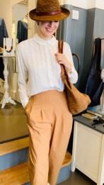 Isel Shirt £79 Palmira Trousers £99