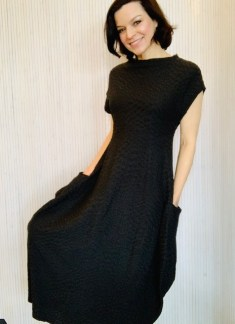 Maxi Pocket dress £179