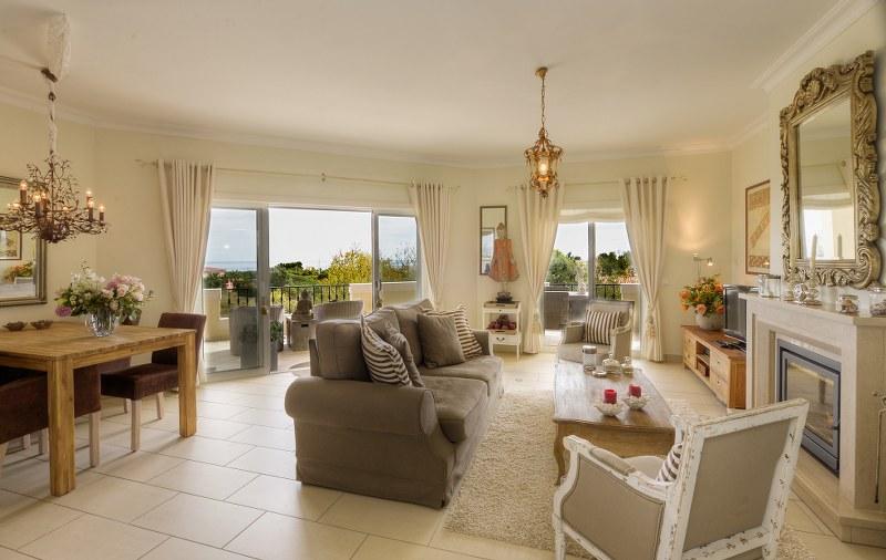 Indeling appartement  Casa MarinhaBeach