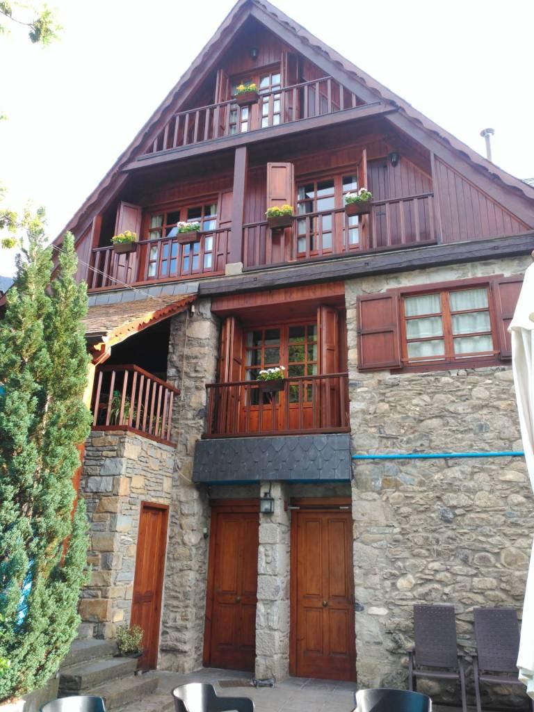 Casa rural valle de Arán casa mateo