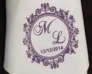 Guardanapo Personalizado para Casamentos (1)