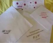 Guardanapo Personalizado para Casamentos (2)
