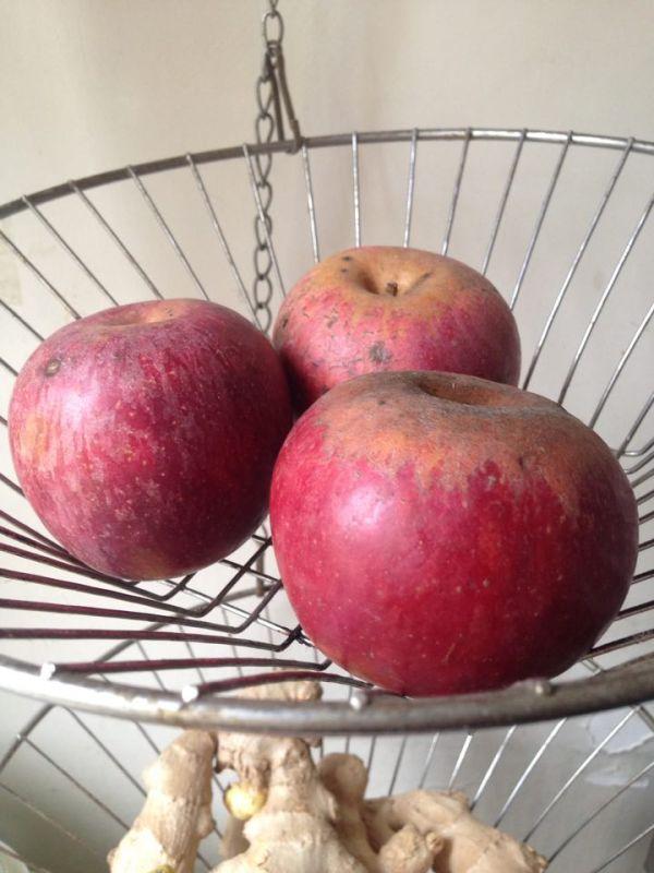 annurche apples are in season