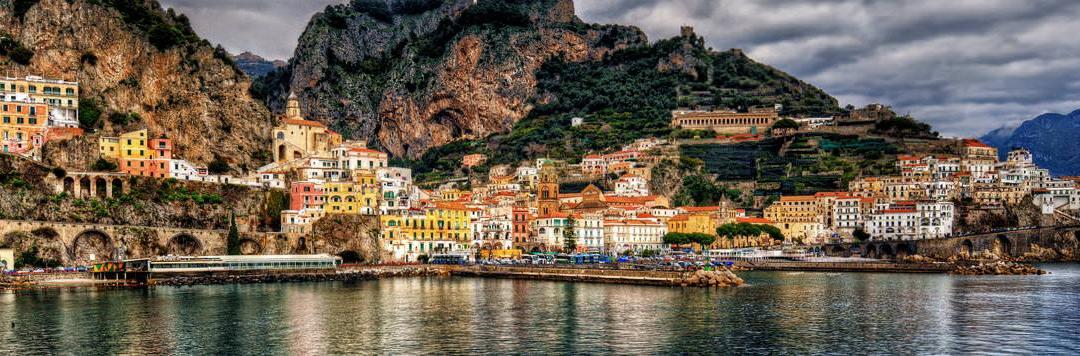 Day trips along the Amalfi Coast