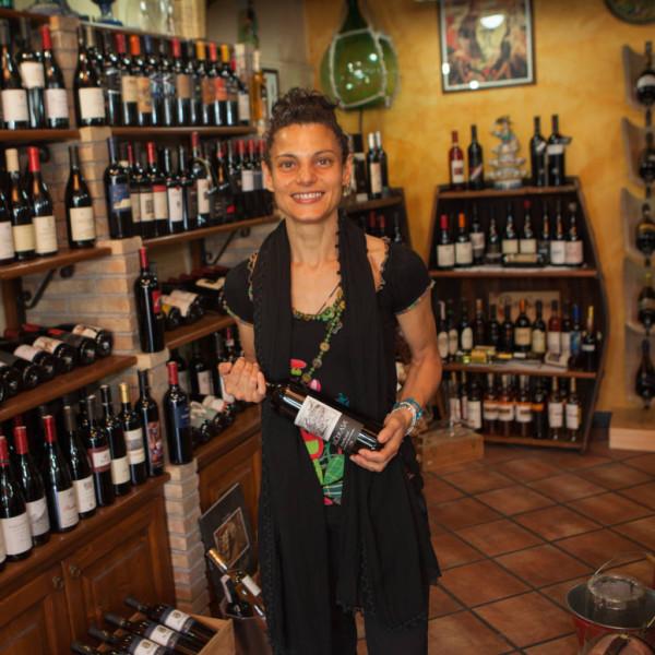 Our Italians: Rosa D'Agostino of Il Vino della Rosa Enoteca