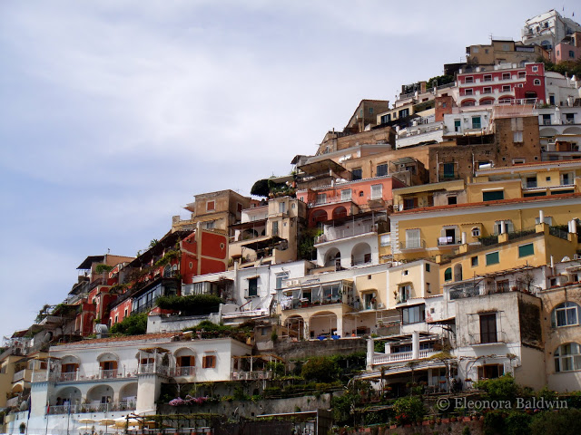 Seeking Literary Inspiration in Positano