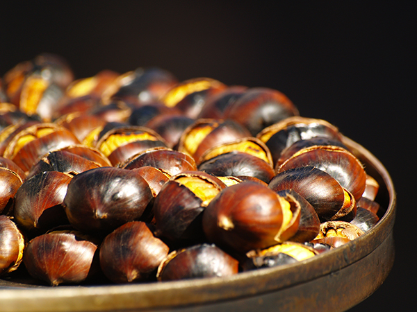 chestnuts are in season