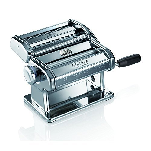 clamp-on pasta machine