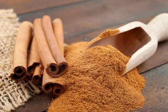 The Spice Cabinet: cinnamon