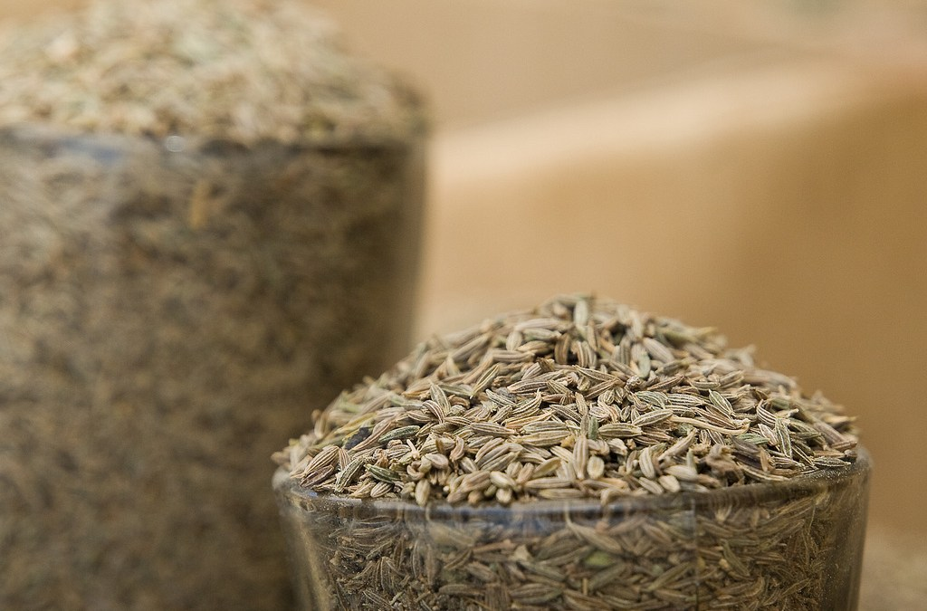 The Spice Cabinet: Cumin