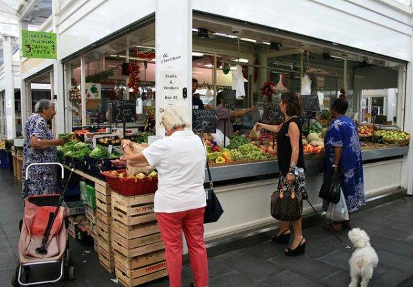 Nuovo Mercato di Testaccio · www.italyfoodandwinetours.com