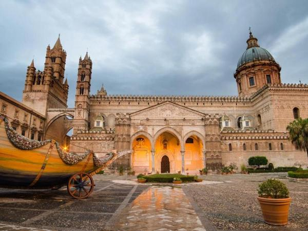 Palermo named Italian Capital of Culture 2018