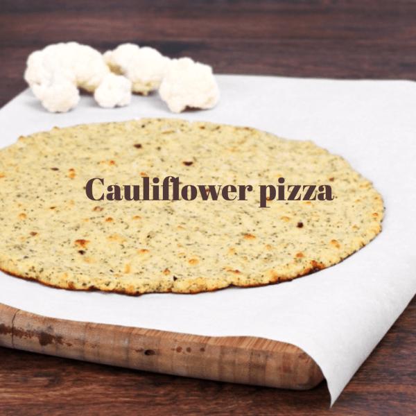 gluten-free cauliflower pizza · casamiatours.com