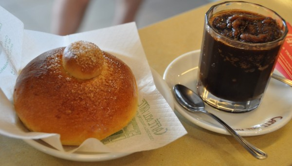 Sicilian breakfast · www.italyfoodandwinetours.com
