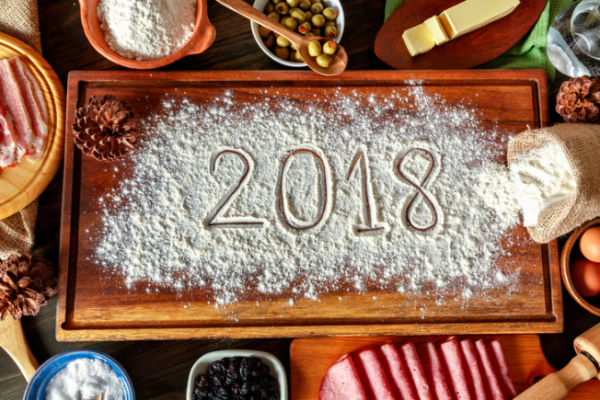 2018 year of Italian food