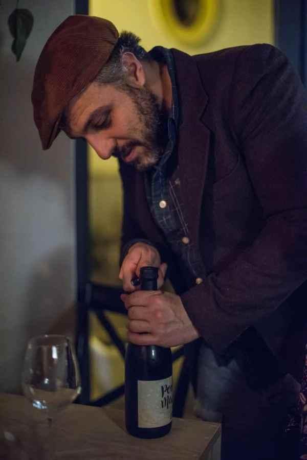 Our Italians: sommelier Stefano Bagnacani