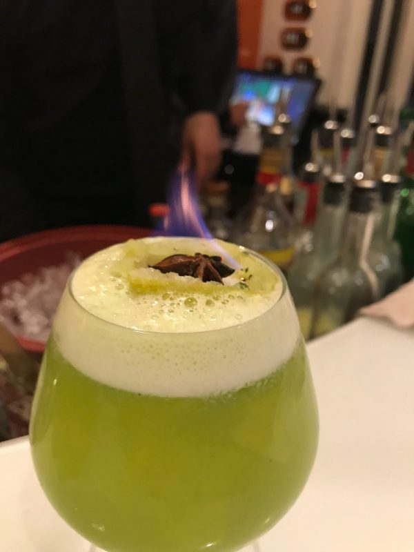 star anise drink