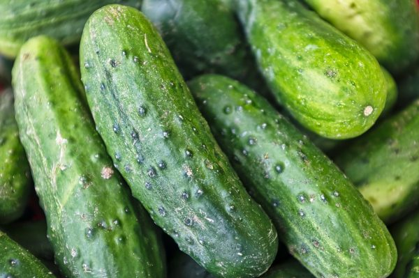 vegetables we shouldn't be peeling: cucumbers