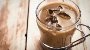 there are many kinds of Italian iced coffee beverages